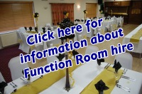 function room in Heaton Moor